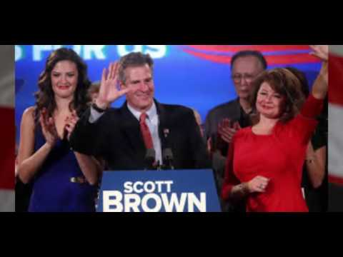 the life and career of Scott Brown