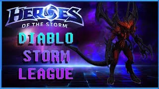 Heroes of the Storm, Diablo Melee Tank, Storm League