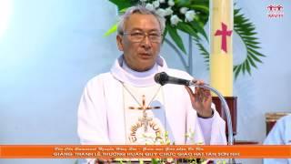 Thánh lễ tạ ơn - Đức Mẹ Bãi Dâu Vũng Tàu 2017