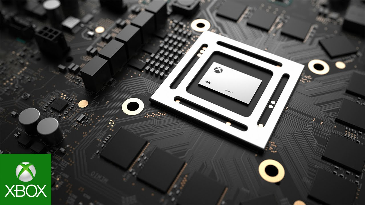 Amazon has Project Scorpio Xbox One X Limited Editions in