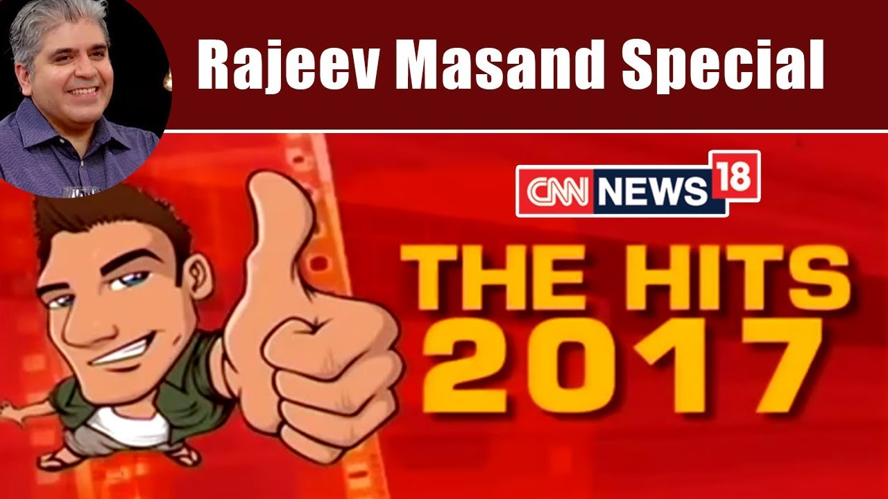 Bollywood Hits and Flops of 2017 | Rajeev Masand Special | CNN-News18