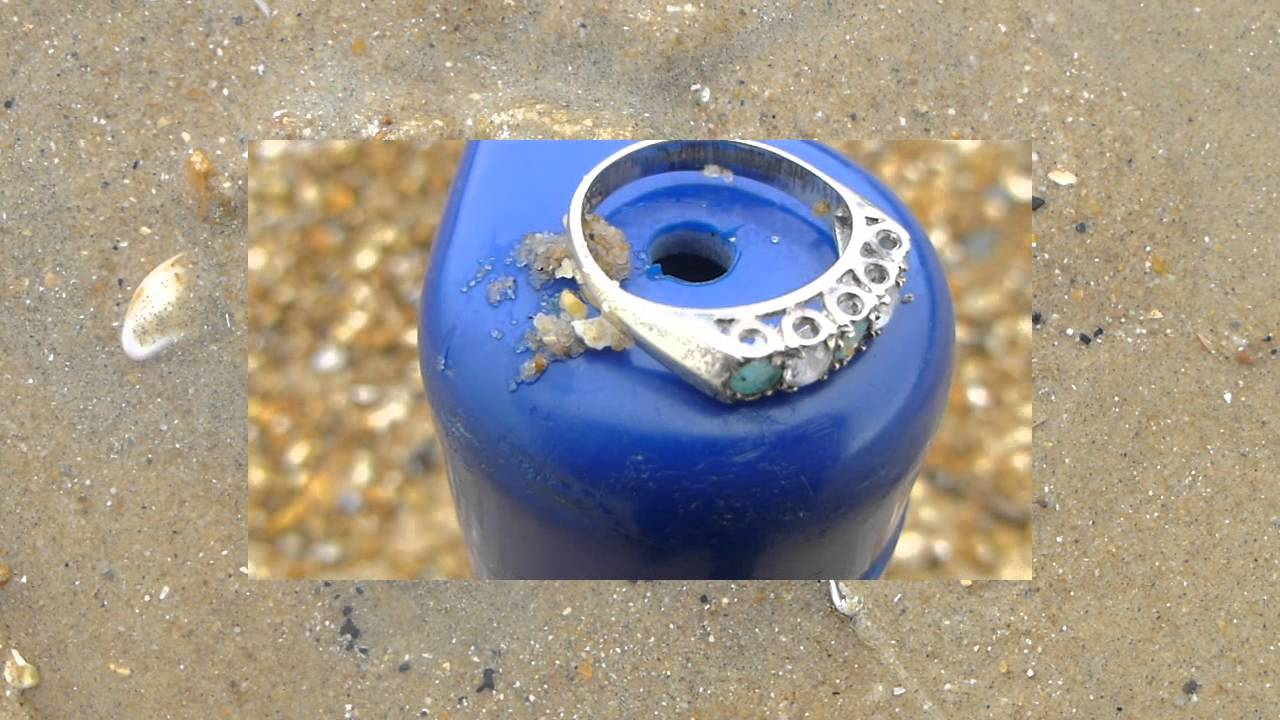 Beach Metal Detecting With Mal Ctx3030 At Bournemouth Uk 7th Feb 2017 You