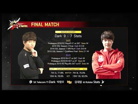 Dark vs Stats