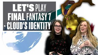 Let's Play Final Fantasy 7 Episode 17: CLOUD'S IDENTITY REVEALED