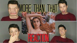 Baixar Lauren Jauregui- More Than That (Reaction)