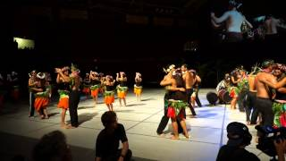 Culture Night (BYU-Hawaii:Tahiti Chapter winter 2015)
