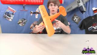 Hobbyzone Champ RTF RC Airplane Unboxing & First Review