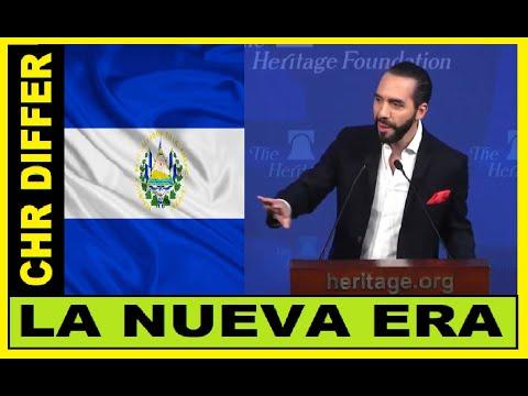 LA NUEVA ERA DE EL SALVADOR! Nayib Bukele y la nueva política exterior, un Gobierno Distinto
