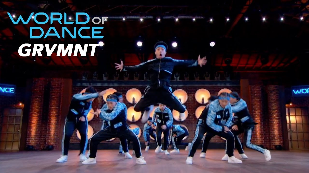 GRVMNT - All Performances (NBC World of Dance S4)