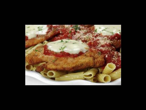 How to Make Chicken Parmesan - Niall's FAVORITE Dish! - Food Mob