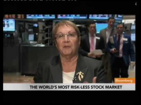Tel Aviv Stock Exchange CEO on Israel, Investing - 16.05.2012