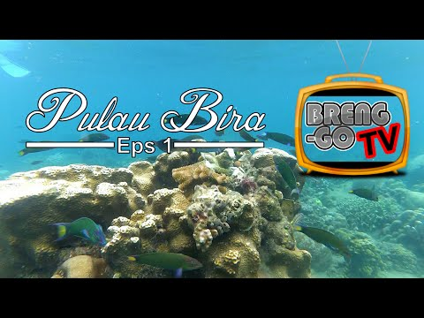 Trip To Pulau Bira (Kepulauan Seribu) - Breng-GO (Maret 2014)
