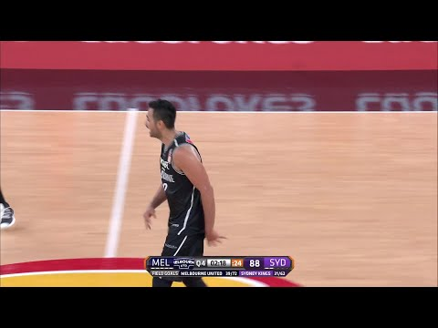Tai Wesley with 21 Points  vs. Sydney Kings
