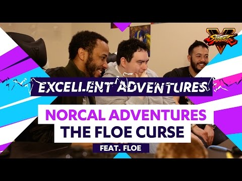 THE FLOE CURSE ft. FLOE! Excellent Adventures of Gootecks & Mike Ross in NorCal Preview Ep (SFV S2)