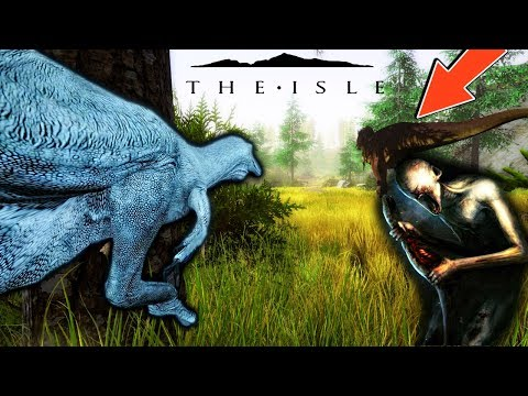 The Isle - EPIC CANNIBAL CONCEPT, SUB TISSO NOCTURNAL BUFF & AUSTRO BARELY SURVIVES ( Gameplay )