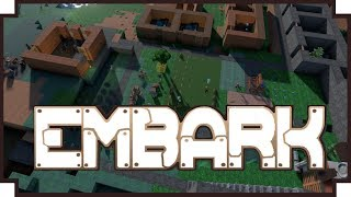 Embark - (Dwarf Fortress Inspired Colony Builder) [3.0 Update] thumbnail
