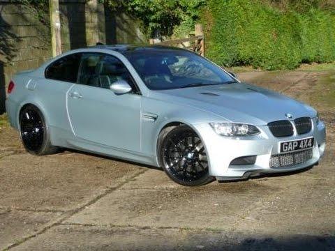 M3 frozen silver edition бмв