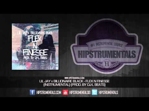 Lil Jay x Billionaire Black - Flex N Finesse [Instrumental] (Prod. By DJ-L Beats) + DL