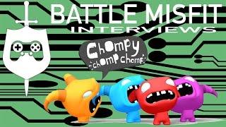 Battle Misfit at Play Expo 2015: Chompy Chomp Chomp Party