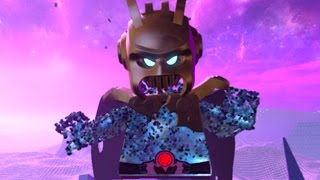 LEGO Dimensions Walkthrough Finale - The Final Dimension (Vs. Lord Vortech) - Final Boss & Ending