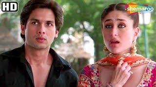 Kareena Kapoor overacting scene from Jab We Met - Shahid Kapoor - Hindi Romantic Comedy Movie