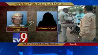 Video SI booked for attempted rape - TV9 download MP3, 3GP, MP4, WEBM, AVI, FLV Oktober 2017