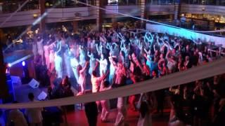 Fiesta en el Crucero Singles por el Mediterráneo Mayo de 2016