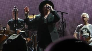 "U2 ""Exit"" FANTASTIC VERSION IN 4K / Firstenergy Stadium, Cleveland / July 1st, 2017"