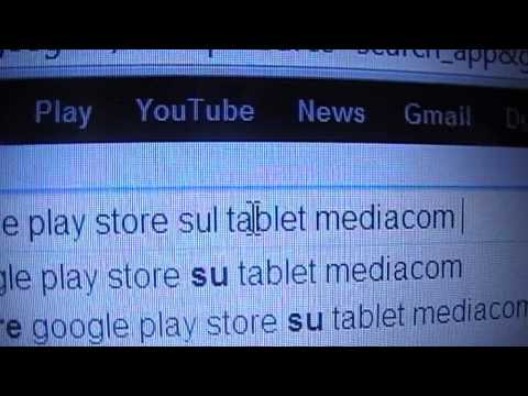 dove scaricare app per tablet mediacom