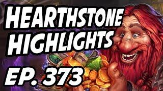 Hearthstone Daily Highlights | Ep. 373 | nl_Kripp, DisguisedToastHS, Kolento, ohnips, FateOTG