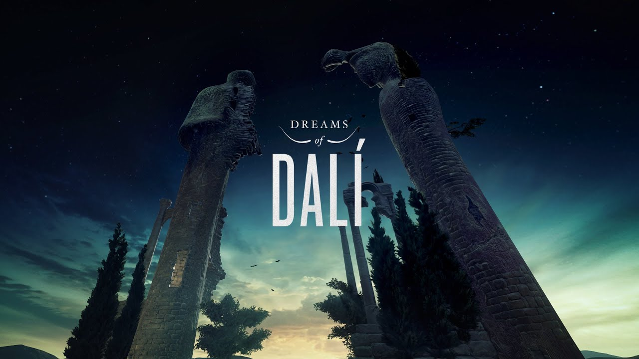 Feature Wall Wallpaper 3d Dreams Of Dali 360 186 Video Youtube