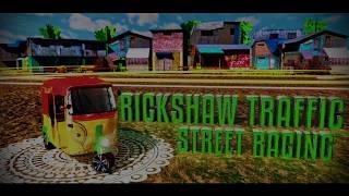 Tuk Tuk drive Traffic Simulator 3D