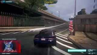 NFSMW 2012   007 Aston Martin DBS Level 6 Persuit  PT 2