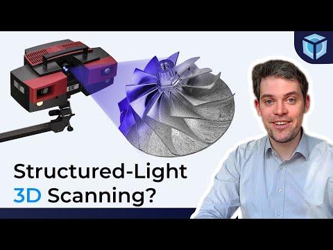 Structured Light (3D Scanning Technology)