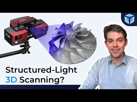structured-light-(3d-scanning-technology)