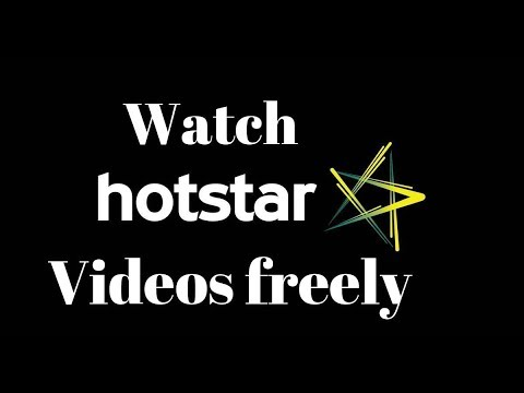 Restore Hotstar videos free trial || Watch Hotstar live matches freely  without subscription