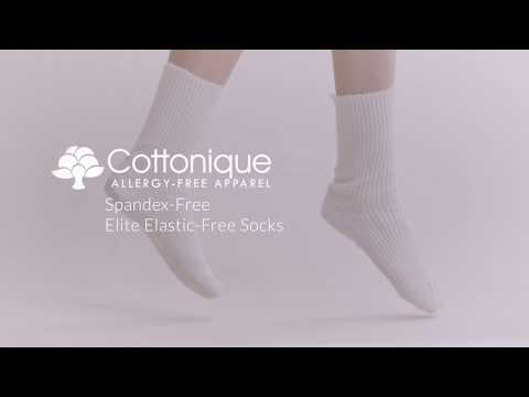 Cottonique Elite Elastic Free Socks