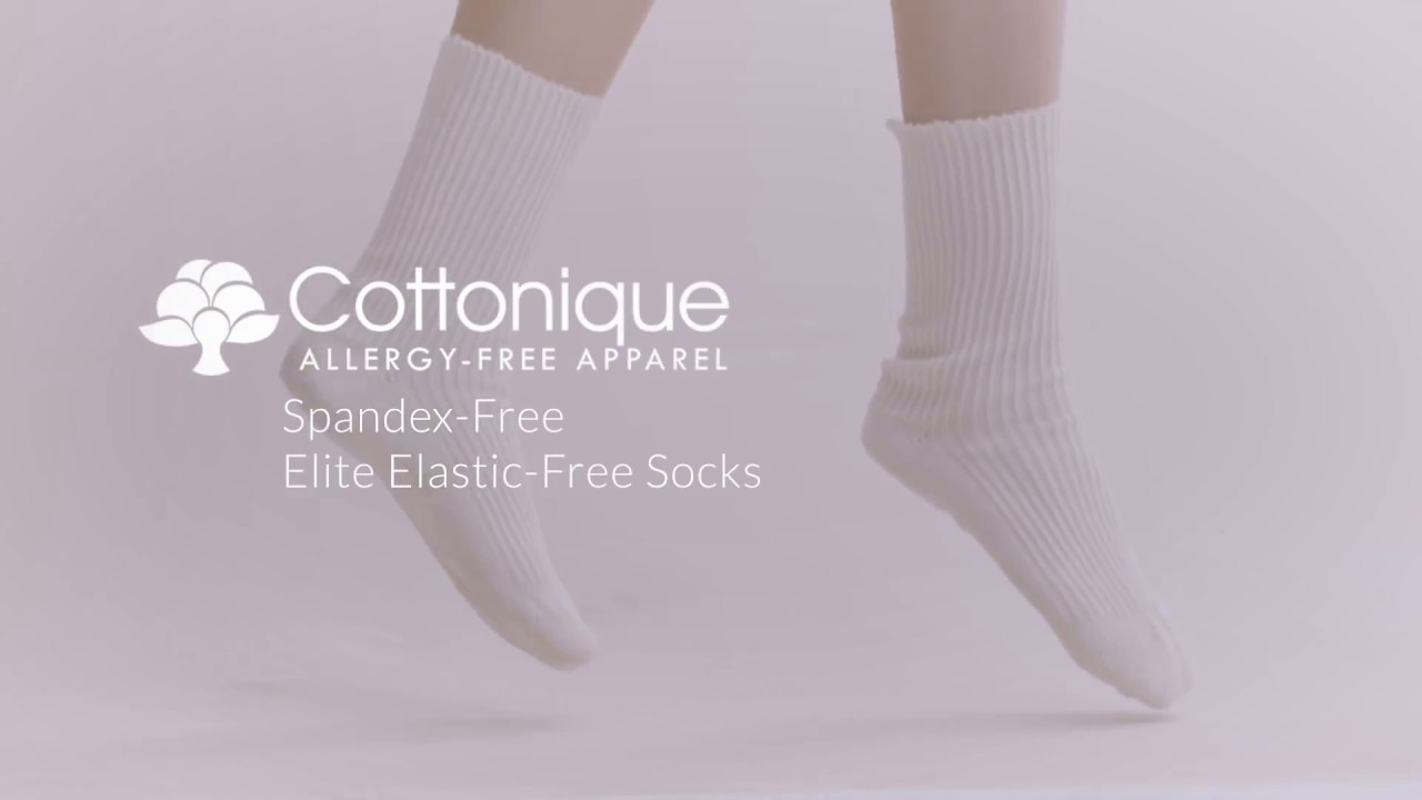 Cottonique Elite Elastic Free Socks