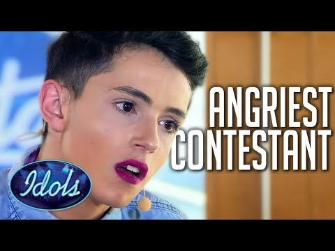 MOST AWKWARD Audition On Idol Germany? | Idols Global