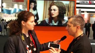 Orange TV Stick Demo - MWC 2015
