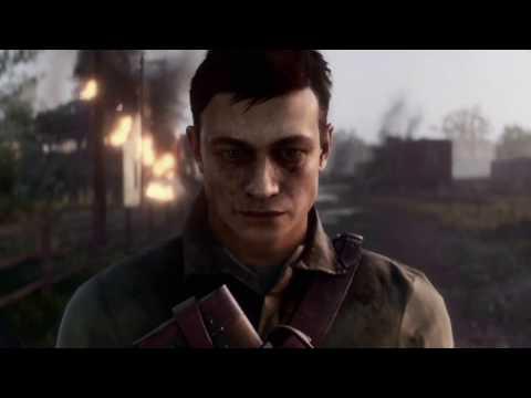 Battlefield 1 motörhead 1916 music vid PS4