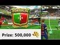 Football Strike - Shooting Race - Portugal 500k Prize!