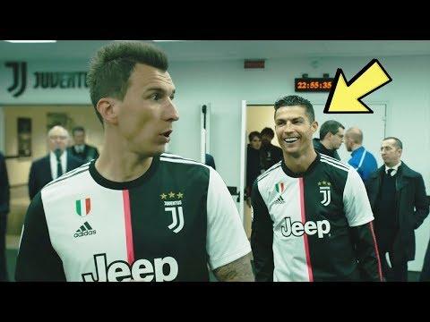 Ronaldo'nun Kameraya Yakalanan En Komik Anları (Eminim Görmemiştin 😂)
