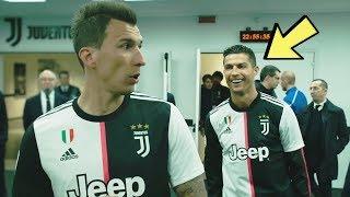 Ronaldo'nun Kameraya Yakalanan En Komik Anları (Eminim Görmemiştin )