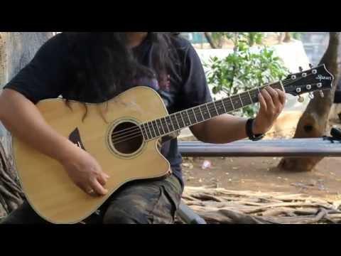 Belajar Kunci-kunci gitar akustik dari dasar - sangat mudah dipahami bersama junaidi karo karo