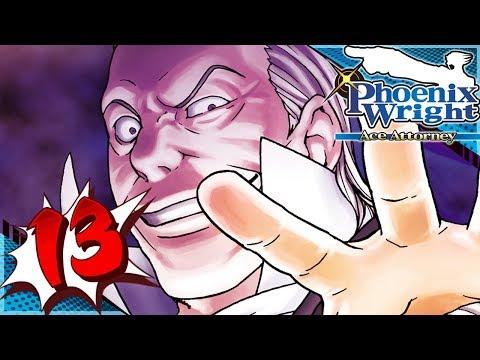 Phoenix Wright: Ace Attorney - Part 13 - Von Karma