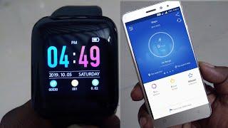 D13 smart bracelet(Yoho sports) Application install