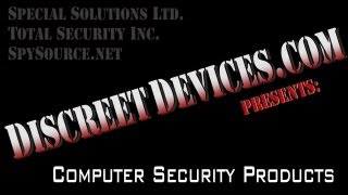 Discreet Devices: Computer Security Products