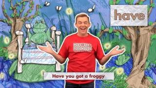 Have Song   Sight Word Song