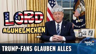 Achtung, Spoiler: Trump wird im November wiedergewählt!